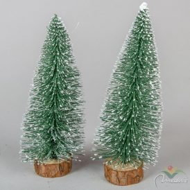 Fenyőfa havas 20cm 2db-os