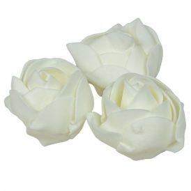 Polifoam boglárla virágfej CR D5,5cm 12db-os (csom ár)