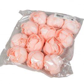 Polifoam boglárla virágfej LTPK D5,5cm 12db-os (csom ár)