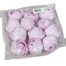 Polifoam boglárla virágfej LTPP D5,5cm 12db-os (csom ár)