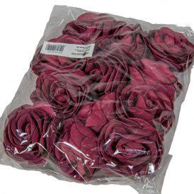 Poifoam virágfej BUR D7cm M5cm 12db-os (csom ár)