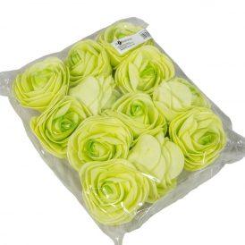 Poifoam virágfej LTGR D7cm M5cm 12db-os (csom ár)