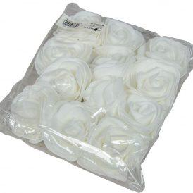 Poifoam virágfej  WH D7cm M5cm 12db-os (csom ár)
