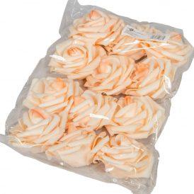 Polifoam gyémántrózsa virágfej PH D7cm 12db-os (csom ár)