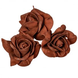 Polifoam rózsafej BRW D6cm M4cm 12db-os (csom ár)