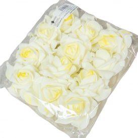 Polifoam rózsafej CRYE D6cm M4cm 12db-os (csom ár)