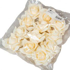 Polifoam rózsafej IV D6cm M4cm 12db-os (csom ár)