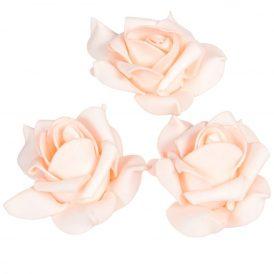 Polifoam rózsafej LTPK D6cm M4cm 12db-os (csom ár)