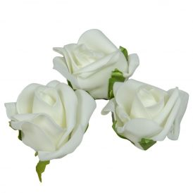 Polifoam rózsafej CR D6cm M5cm 24db-os (csom ár)