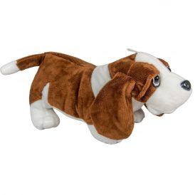 Plüss kutya 15*35cm
