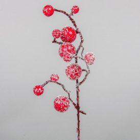 Bogyós pick piros 30cm