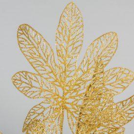 Glitteres ág 67cm
