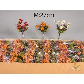 Rózsabimbó mini csokor 5 ággal 144db/karton Egész/fél kartonra rendelhető!