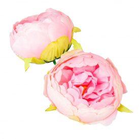 Peonia virágfej D9cm PK 24db/csom