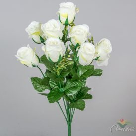 Rózsa csokor 10v. M44cm 12db/#