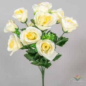 Rózsa csokor 10v. M43cm 12db/#
