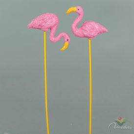 Flamingó pick poly. 5+17cm