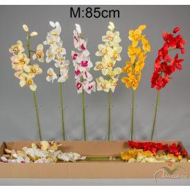 Cymb.orchidea gumivirág szálas 12db/karton Egész/fél kartonra rendelhető!