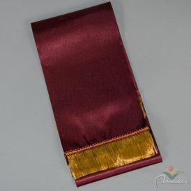 Koszorú szalag színes 14cmx220cm 2db/csomag
