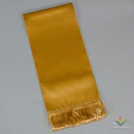 Koszorú szalag színes 12cmx220cm 2db/csomag