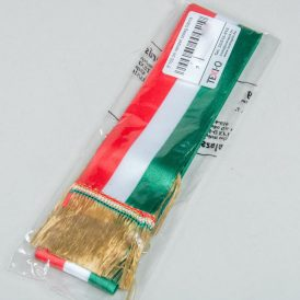 Nemzeti színű szalag 5cm 5db/csom Egész csomagra rendelhető!