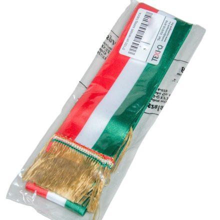 Nemzeti színű szalag 5cm 5db/csom