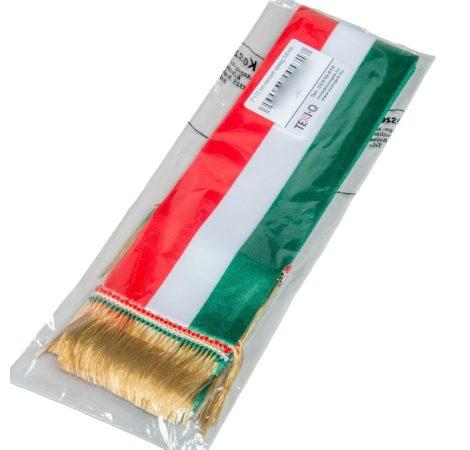 Nemzeti színű szalag 7cm 5db/csom (db ár) Egész csomagra rendelhető!