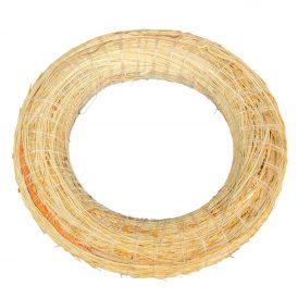 Cirokkal tekert széna alap 20 cm