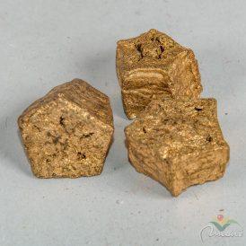 Mehogany szelet szárított arany  22dkg/csom