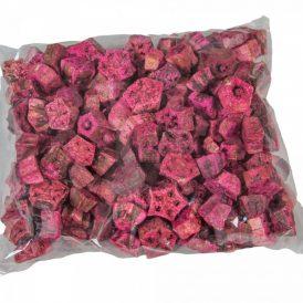 Mehogany szelet szárított pink 25dkg/csom