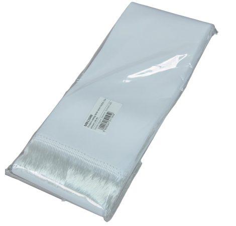 Koszorú szalag fehér sima 10x200 10db/csom (db ár)