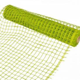 Hálós anyag zöld 8cmx5m