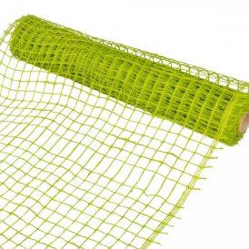 Hálós anyag zöld 48cmx5m