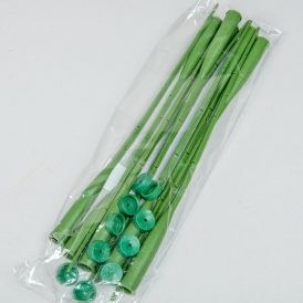 Műanyag fiola hajlítható 29cm 10db/csom (db ár)