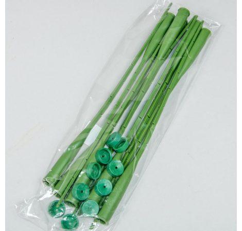 Műanyag fiola hajlítható 29cm 10db/csom (db ár) 10db/csom Egész csomagra rendelhető!