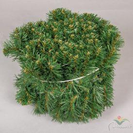 Karácsonyi dekor girland 280cm 260db15cm-es ággal