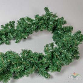 Karácsonyi dekor girland 280cm 300db 17cm ággal