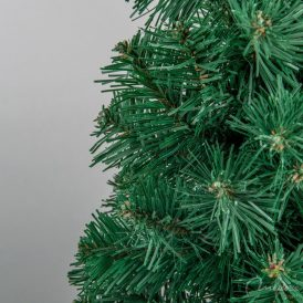 Karácsonyfa dekor fatalppal  M55cm