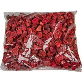 Mehogany szelet szárított bordó 25dkg/csom