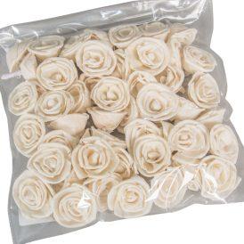 Ming rózsa fej 4cm 50db-os