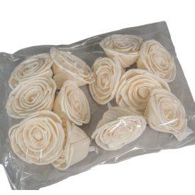 Ming rózsa fej 8cm 12db-os