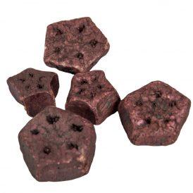 Mehogany szelet szárított barna 25dkg/csom