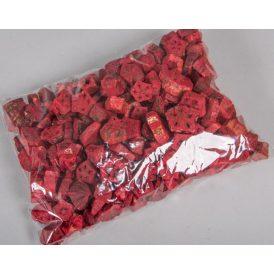 Mehogany szelet szárított piros 25dkg/csom