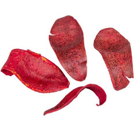 Kobra fej szárított piros 28dkg/csom