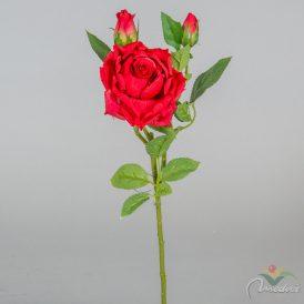 Rózsa ág 3v. M48cm 24db/#