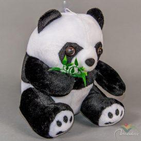Plüss panda 18cm