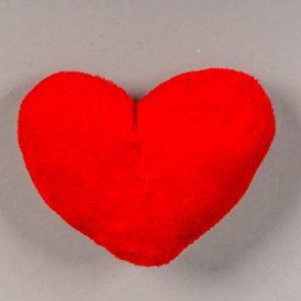 Plüss szív 11x9cm