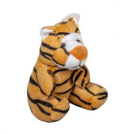 Plüss tigris 9cm