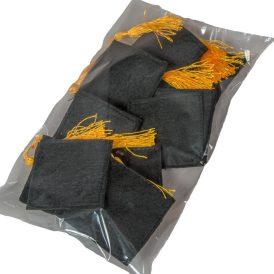 Ballagói kalap 6x6cm 10db/csom (db ár) Egész csomagra rendelhető!