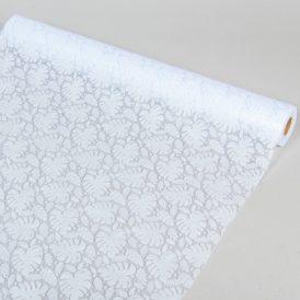 3D mintás vetex tekercs  fehér 48cm x 5y